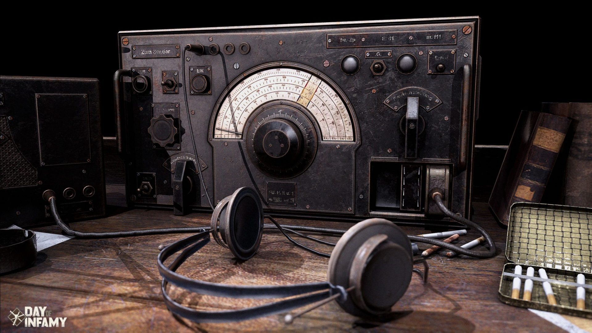 WWII German Radio