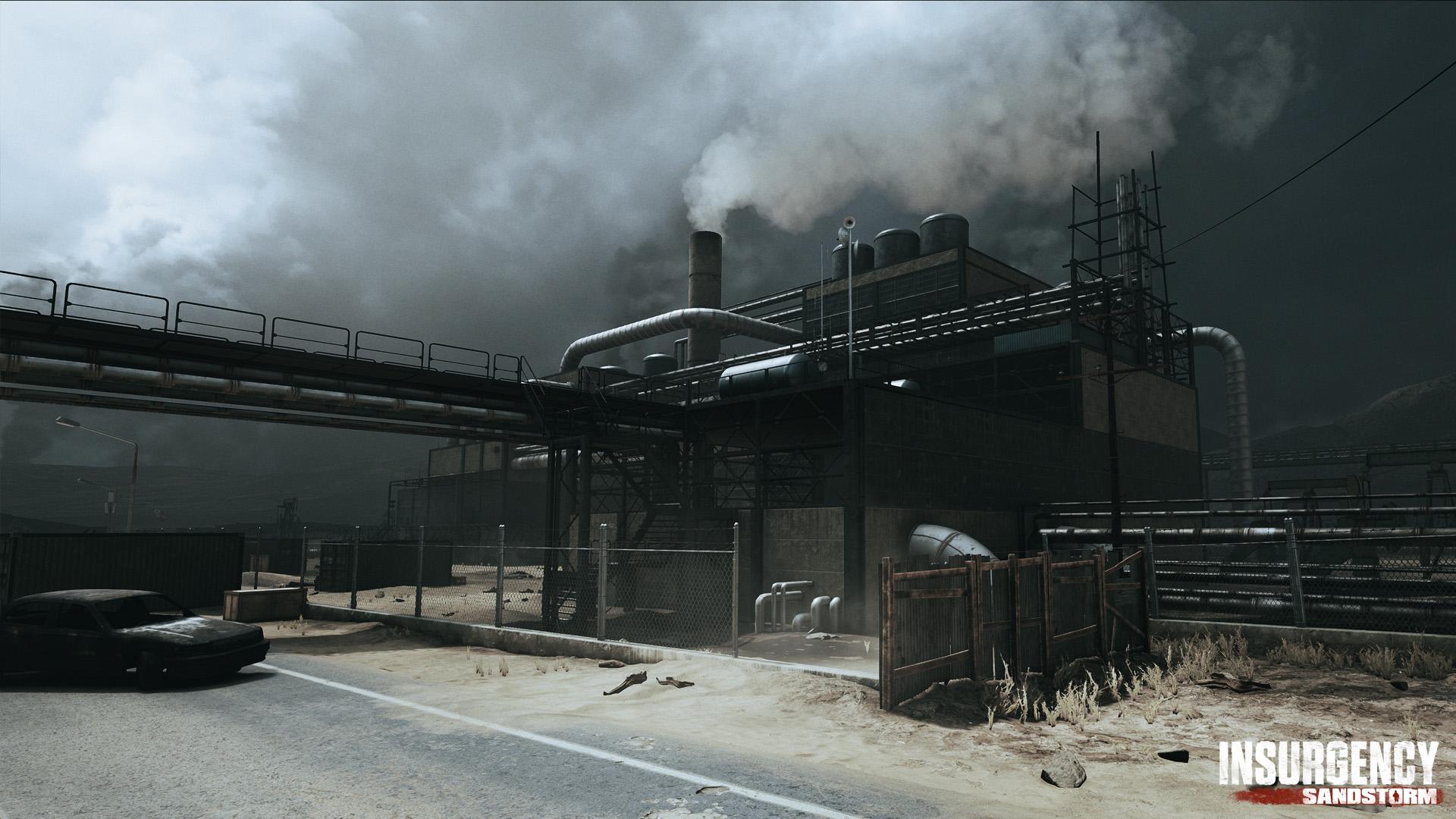 Refinery – Insurgency Sandstorm